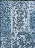 Restored Modern Rustic Wallpaper Vintage Carpet 2540-24059 By A Street Prints For Brewster Fine Decor